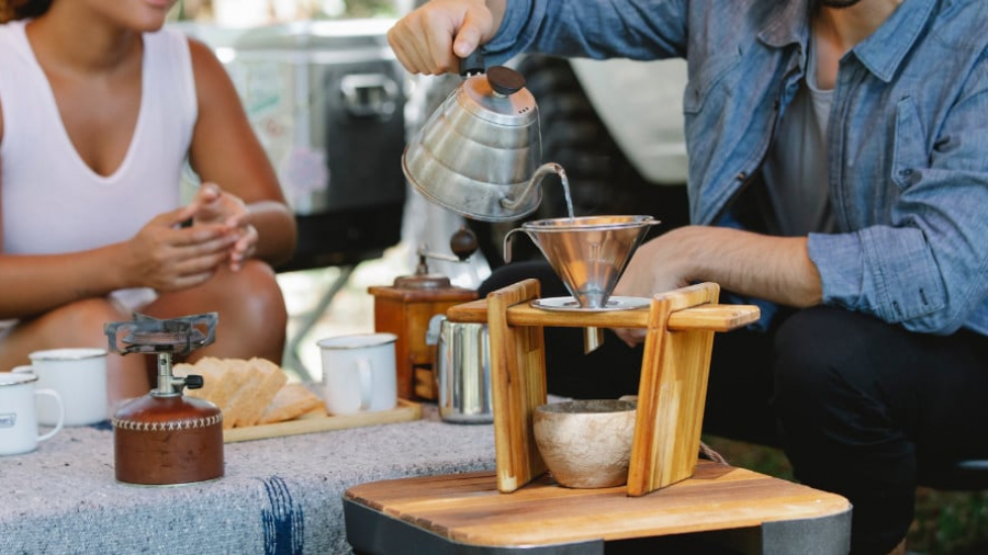 Pour over coffee questions and answers