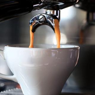 caffeine in espresso vs coffee
